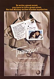 Trenchcoat (1983) Poster - Movie Forum, Cast, Reviews