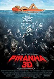 Piranha 3D: For Your Consideration Poster