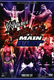 The WWE: The Best of Saturday Night's Main Event Poster