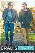 Ben Stiller and Austin Abrams in Im Zweifel glücklich (2017)
