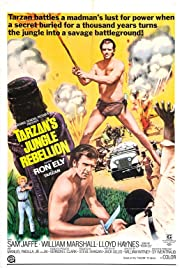 Tarzan's Jungle Rebellion Poster