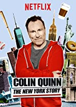 Colin Quinn The New York Story(2016)