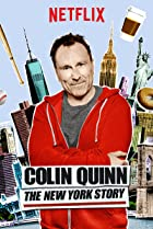 Image of Colin Quinn: The New York Story