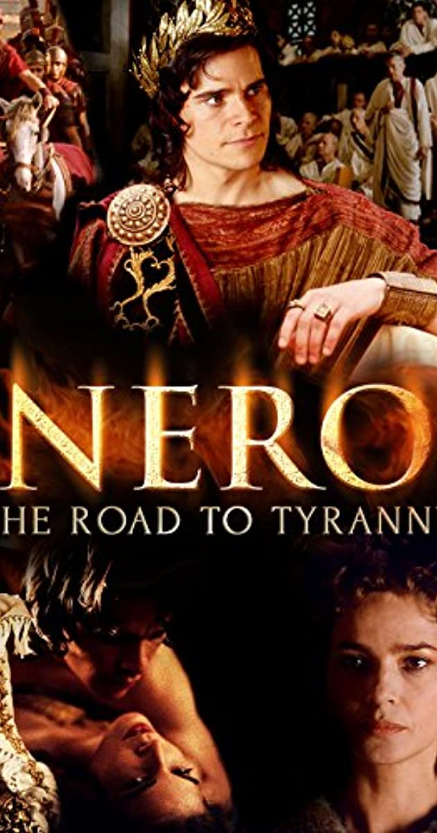 Book Cover Series Imdb : Imperium nerone tv movie imdb