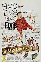 Kissin' Cousins (1964) Poster