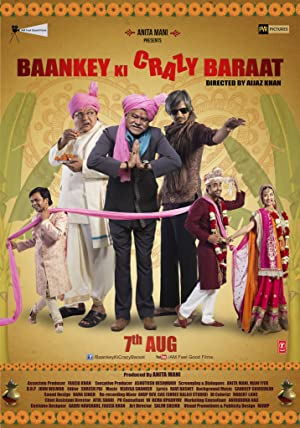 Baankey Ki Crazy Baraat (2015) Download on Vidmate