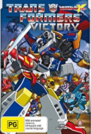 Transformers: Victory Poster - TV Show Forum, Cast, Reviews