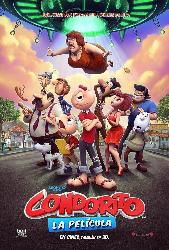 Condorito: La Película (2017)