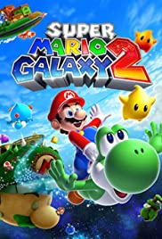 Super Mario Galaxy 2 (2010) Poster - Movie Forum, Cast, Reviews