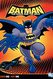 Batman: The Brave and the Bold Poster - TV Show Forum, Cast, Reviews