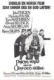 Prima Veras saga om Olav den hellige Poster