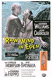 Raw Wind in Eden Poster