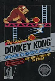 Donkey Kong(1981) Poster - Movie Forum, Cast, Reviews