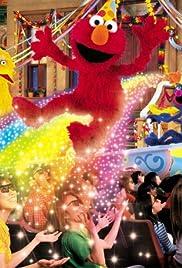 Sesame Street 4-D Poster