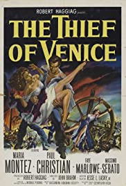 The Thief of Venice Poster
