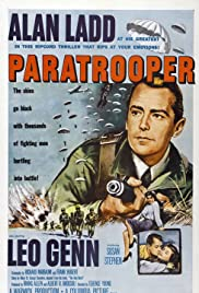 Paratrooper (1953) Poster - Movie Forum, Cast, Reviews