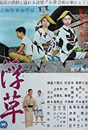 Floating Weeds(1959) Poster - Movie Forum, Cast, Reviews