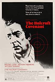The Holcroft Covenant (1985) Poster - Movie Forum, Cast, Reviews