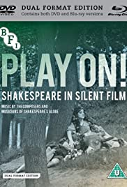 Play On! Shakespeare in Silent Film Poster
