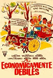 Los económicamente débiles Poster