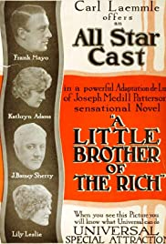 A Little Brother of the Rich Poster