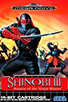 Image of Shinobi III: Return of the Ninja Master