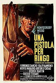 A Pistol for Ringo(1965) Poster - Movie Forum, Cast, Reviews