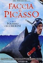 Faccia di Picasso Poster