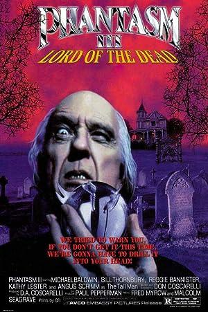 Phantasma 3: El pasaje del terror (1994) - 1994