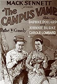 The Campus Vamp Poster