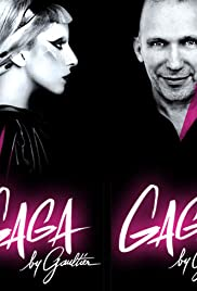 Gaga by Gaultier Poster