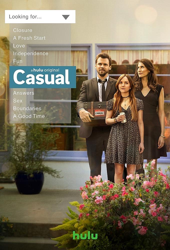 Casual Season 3 Episode 6 1080p HEVC WEB-DL x265 200MB