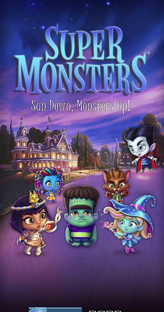 Super Monsters Tv Series 2017 Episodes Imdb