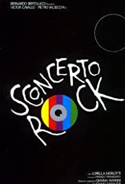 Sconcerto Rock Poster