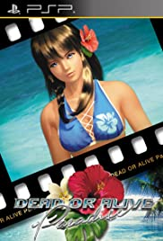 Dead or Alive Paradise Poster