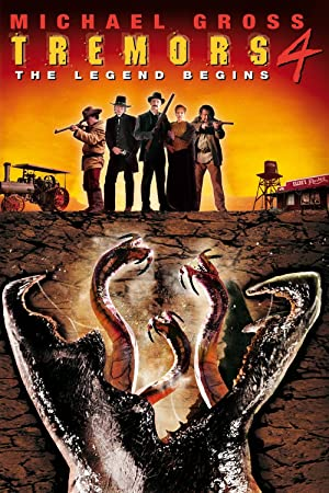 Tremors 4: The Legend Begins ()