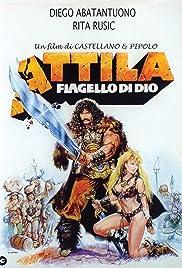 Attila flagello di Dio(1982) Poster - Movie Forum, Cast, Reviews