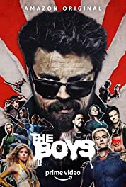 The Boys - Season 2 poster