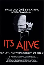 It's Alive (1974) Poster - Movie Forum, Cast, Reviews