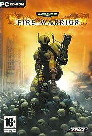 Warhammer 40,000: Fire Warrior Poster