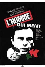 L'homme qui ment (1968) Poster - Movie Forum, Cast, Reviews
