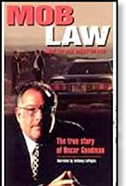 Mob Law: A Film Portrait of Oscar Goodman Poster