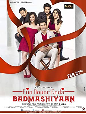 Badmashiyaan (2015) Download on Vidmate