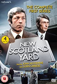 New Scotland Yard Poster
