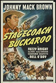 Stagecoach Buckaroo Poster