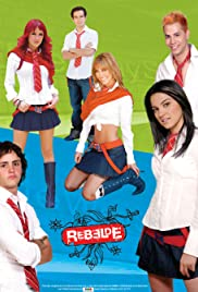Rebelde Poster - TV Show Forum, Cast, Reviews