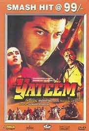 Yateem (1988) Hindi DVDRip 480p 500MB MKV