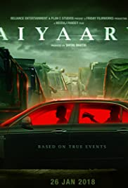 Aiyaary Full Movie Watch Online Free HD Download