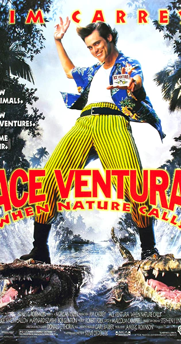 Ace Ventura Streaming
