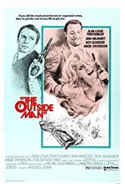 The Outside Man (1972) Poster - Movie Forum, Cast, Reviews